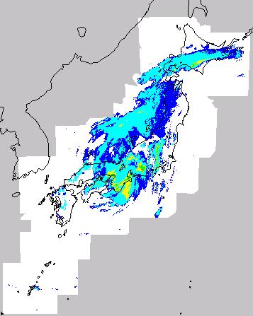 解析 雨量 気象庁